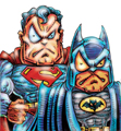 WORLDS FINEST BATMAN AND SUPERMAN