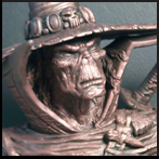 CHAKAN THE FOREVER MAN RESIN KIT