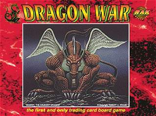 DRAGON WAR BASE GAME